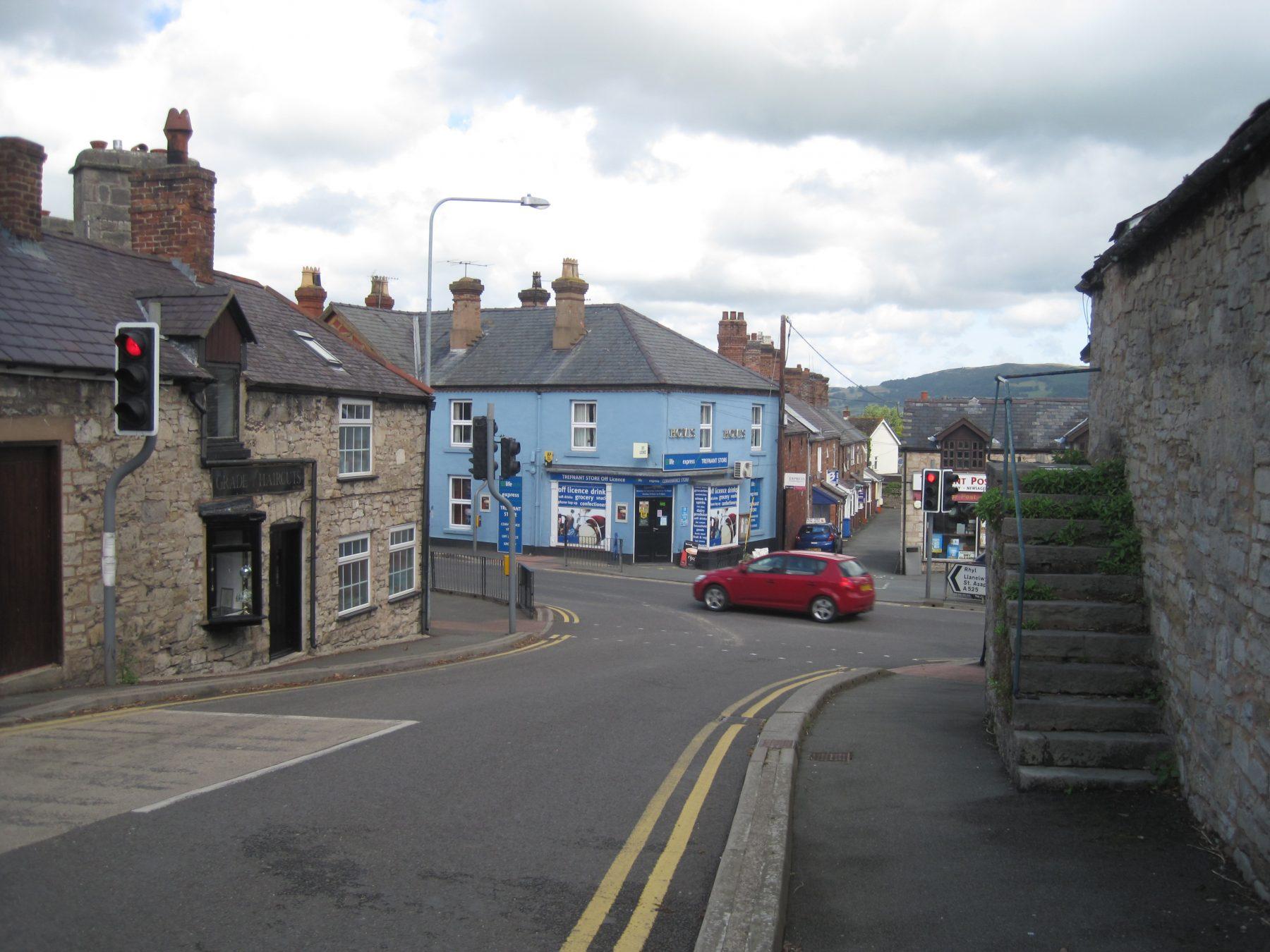 Henllan Street